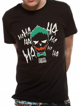 Suicide Squad (Cartoon Joker) T-shirt Preview