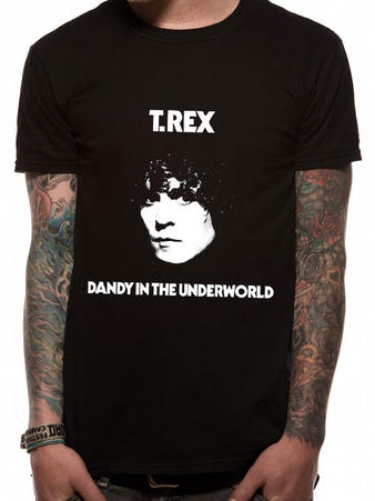 T-Rex (Dandy) T-shirt Preview