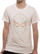 Spiderman (Face) T-shirt