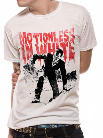 Motionless In White (Munster) T-shirt Preview