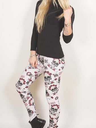 Guns N Roses (Skull & Roses) Leggings Preview