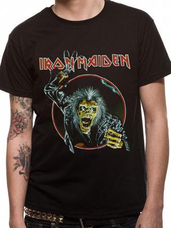 Iron Maiden (Eddie Hook) T-shirt Preview
