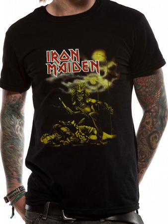 Iron Maiden (Sanctuary) T-shirt Preview