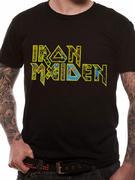 Iron Maiden (Eddie Logo) T-shirt