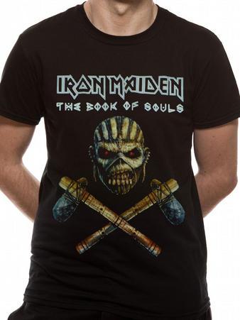 Iron Maiden (Axe Colour) T-shirt Preview