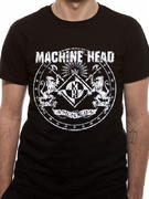 Machine Head (Classic crest) T-shirt
