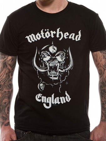 Motorhead (England) T-shirt Preview