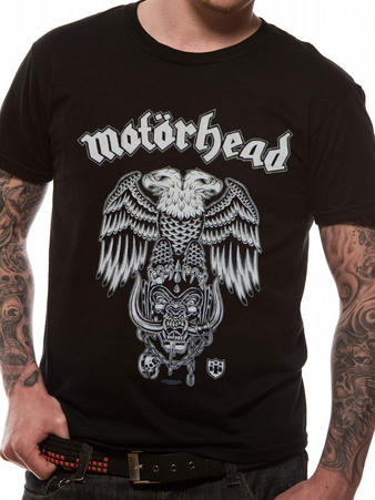 Motorhead (Hiro Double Eagle) T-shirt Preview