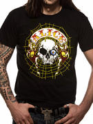 Alice Cooper (Band Back Patch) T-shirt