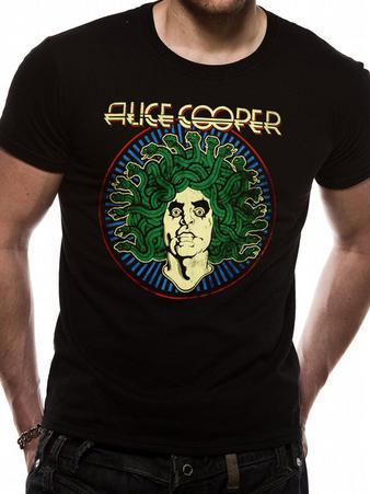 Alice Cooper (Medusa Vintage) T-shirt Preview