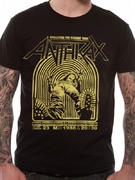 Anthrax (Spreading The Disease Vintage) T-shirt