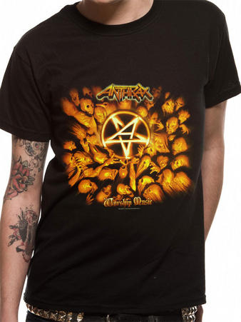 Anthrax (Worship Music) T-shirt Preview
