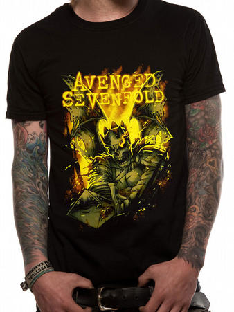 Avenged Sevenfold (Atone) T-shirt Preview