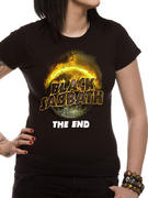 Black Sabbath (The End Ladies) T-shirt