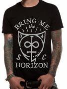 Bring Me The Horizon (Hand Drawn Shield) T-shirt