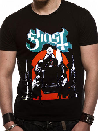 Ghost (Procession) T-shirt Preview