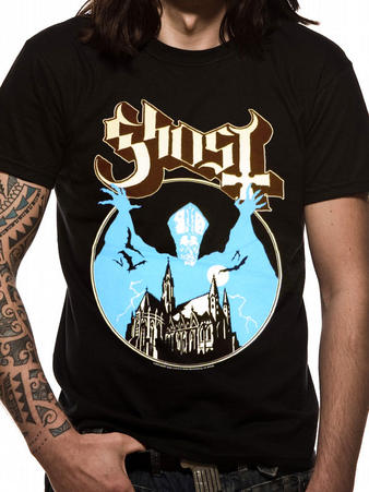 Ghost (Opus) T-shirt Preview