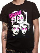 Green Day (Patchwork) T-shirt