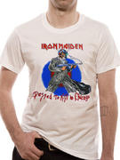 Iron Maiden (Chicago Mutants) T-shirt Thumbnail 1