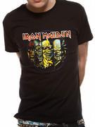 Iron Maiden (Eddie Evolution) T-shirt