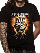 Iron Maiden (Eddie Exploding Head) T-shirt