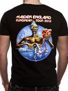 Iron Maiden (Euro Tour) T-shirt Thumbnail 2