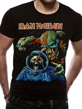 Iron Maiden (Final Frontier Album) T-shirt Preview
