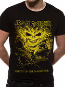 Iron Maiden (Ghost of the Navigator) T-shirt