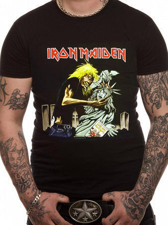 Iron Maiden (New York) T-shirt Preview