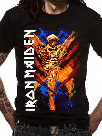 Iron Maiden (Vampyr) T-shirt Preview