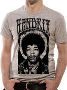 Jimi Hendrix (Halo) T-shirt