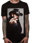 Lemmy (Pointing Photo) T-shirt