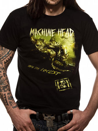 Machine Head (Scratch Diamond Cover) T-shirt Preview
