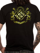 Machine Head (Scratch Diamond Cover) T-shirt Thumbnail 2