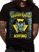 Motorhead (Achtung) T-shirt
