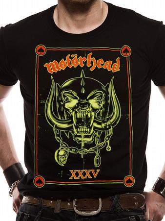 Motorhead (Anniversary Propaganda) T-shirt Preview