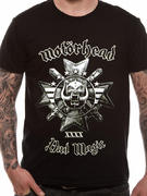 Motorhead (Bad Magic) T-shirt