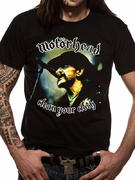 Motorhead (Clean your Clock Colour) T-shirt Thumbnail 1