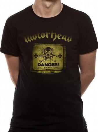 Motorhead (Danger) T-shirt Preview
