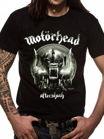 Motorhead (DS EXL Aftershock) T-shirt Preview