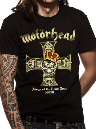 Motorhead (King of the Road) T-shirt Preview