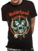 Motorhead (Lightning Wreath) T-shirt