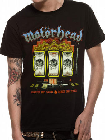 Motorhead (Slots) T-shirt Preview
