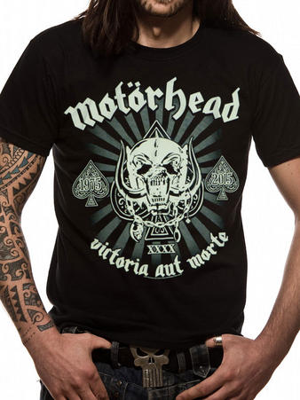 Motorhead (Victoria Aut Morte) T-shirt Preview