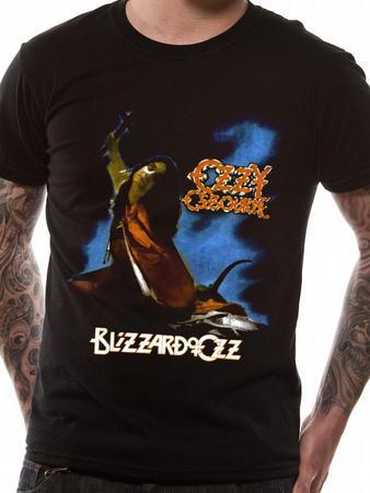 Ozzy Osbourne (Blizzard of Ozz) T-shirt Preview