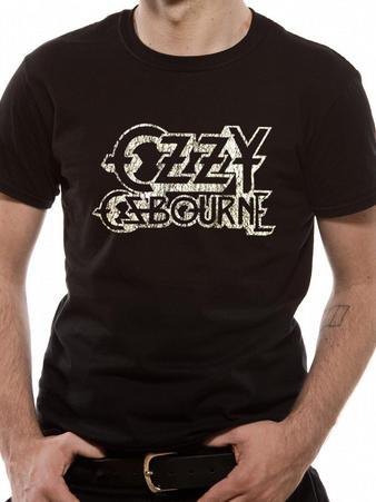 Ozzy Osbourne (Vintage Logo) T-shirt Preview
