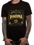Pantera (101 Proof) T-shirt
