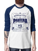 Pantera (101 Proof Raglan) T-shirt