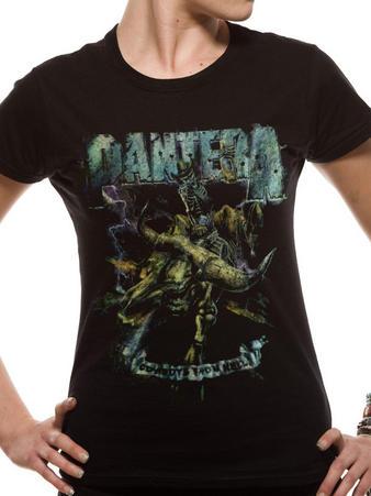 Pantera (Vintage Rider Ladies) T-shirt Preview