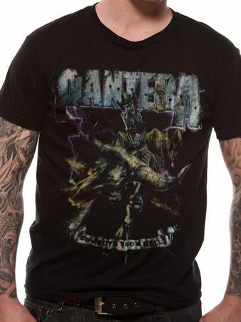 Pantera (Vintage Rider) T-shirt Preview